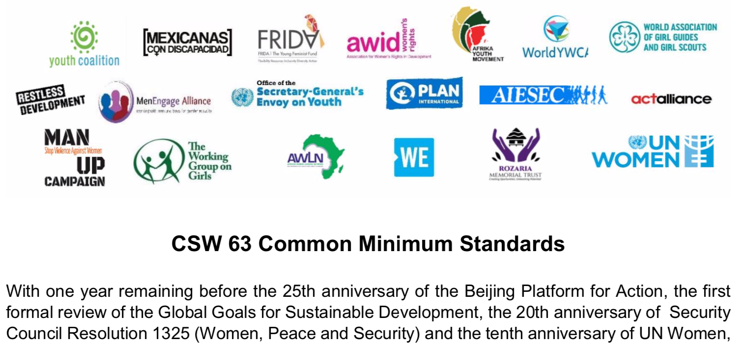 csw 63 youth resolution